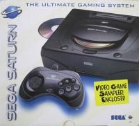 Sega Saturn (MK-80000A) [NA] Box Art