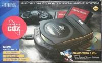 Sega CDX [NA] Box Art
