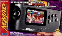 Sega Nomad Box Art