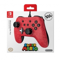 PowerA Wired Controller Plus - Super Mario Box Art