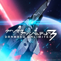 Danmaku Unlimited 3 Box Art