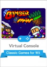 Bomberman '93 Box Art