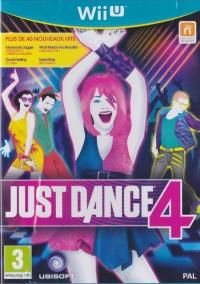 Just Dance 4 [FR] Box Art