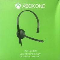 Xbox One Chat Headset Box Art