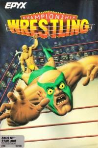 Championship Wrestling Box Art