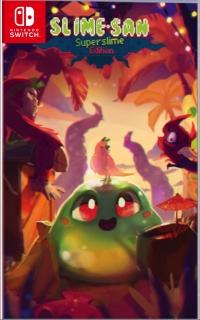 Slime-san: Superslime Edition (Alternate Cover Art) Box Art