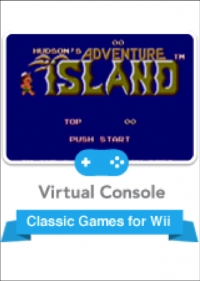 Adventure Island Box Art