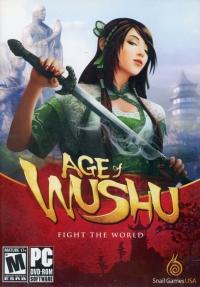 Age of Wushu Box Art