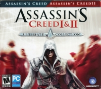 Assasin's Creed I&II: Ultimate Collection Box Art