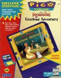 Disney's Pocahontas Riverbend Adventure Box Art