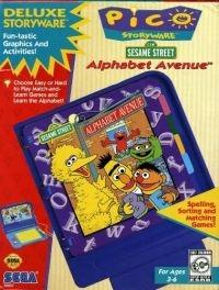 Sesame Street Alphabet Avenue Box Art