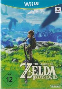 Legend of Zelda, The: Breath Of The Wild [DE] Box Art