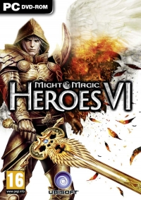 Might and Magic HEROES VI Box Art