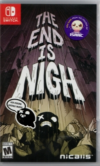 End is Nigh, The Box Art