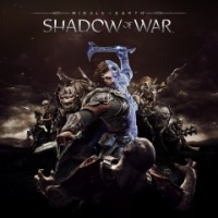 Middle-earth: Shadow of War Box Art