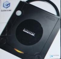 Nintendo GameCube - Jet Black (DOL-001, Wavebird Image, Image Set 2) [CA] Box Art