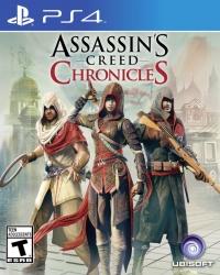 Assassin's Creed Chronicles Box Art