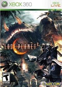 Lost Planet 2 Box Art