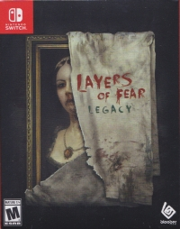 Layers of Fear: Legacy Box Art