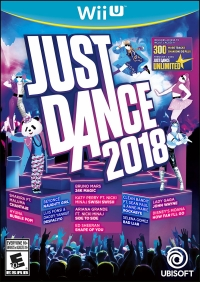 Just Dance 2018 [CA] Box Art