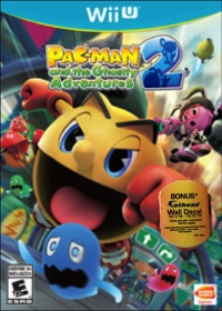 Pac-Man and the Ghostly Adventures 2 (Bonus Fathead Wall Decal) Box Art