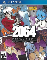 2064: Read Only Memories Box Art