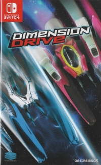 Dimension Drive Box Art
