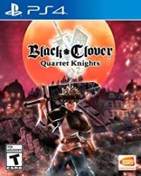 Black Clover: Quartet Knights Box Art