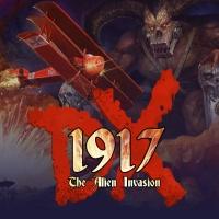 1917 - The Alien Invasion DX Box Art