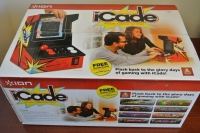 ION  iCade Arcade Cabinet for iPad Box Art