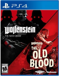 Wolfenstein: The New Order / The Old Blood Box Art