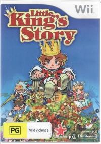 Little King's Story Box Art