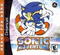 Sonic Adventure - Sega All Stars Box Art