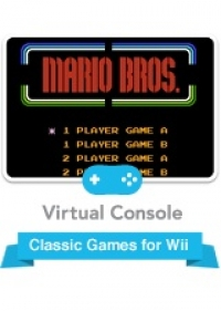 Mario Bros. Box Art