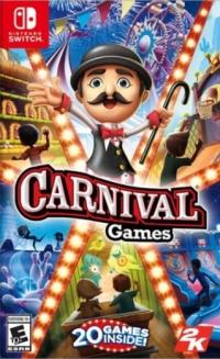 Carnival Games Box Art