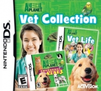 Animal Planet: Vet Collection Box Art