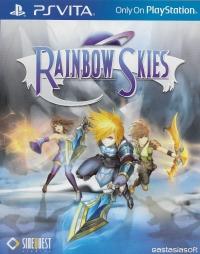 Rainbow Skies Box Art