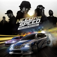Need for Speed - Deluxe Edition Box Art