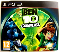 Ben 10 : Omniverse (Not for Resale) Box Art