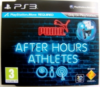 After Hours Athletes (Not for Resale) Box Art
