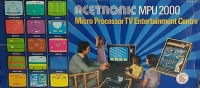 Acetronic MPU 2000 Box Art