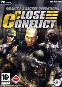 America's Secret Operations: Close Conflict Box Art