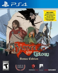 Banner Saga Trilogy, The - Bonus Edition Box Art