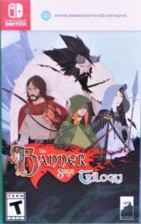 Banner Saga Trilogy, The Box Art