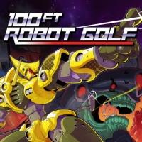 100ft Robot Golf Box Art