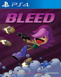 Bleed Box Art