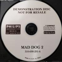 Mad Dog 2 - Demonstration Disc Not for Resale Box Art