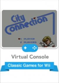 City Connection Box Art