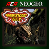 ACA NEOGEO Prehistoric Isle 2 Box Art