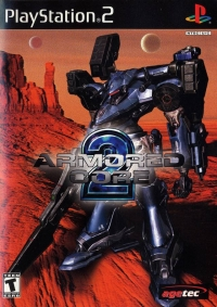 Armored Core 2 Box Art